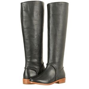 New Ugg Gracen Whipstich leather Tall boots 11 ❤️